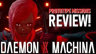 INSANELY FUN! - Daemon X Machina Prototype Missions Demo Review