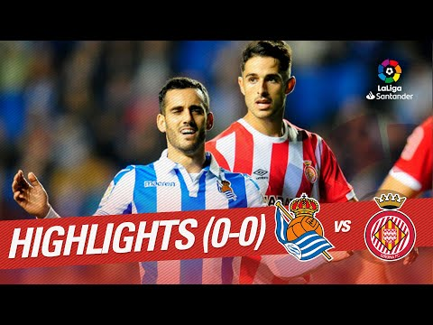 Real Sociedad vs Girona