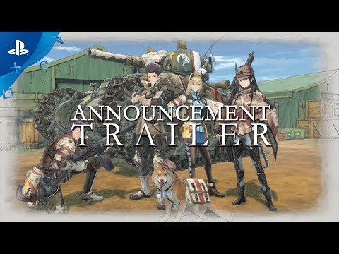 Valkyria Chronicles 4 Video Screenshot 5