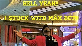 *LIVE PLAY* HUGE JACKPOT!!! HELL YEAH!! I STAYED ON MAX!!! MY STRATEGIES WORK!!! MAKING MONEY!!