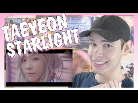 MV Reaction I TAEYEON 태연_Starlight (Feat. DEAN)