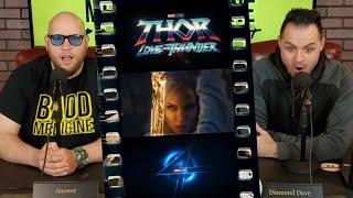 Marvel Studios celebrates the movies Reaction