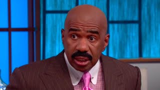 Ask Steve: You wake up with resting b**** face? || STEVE HARVEY