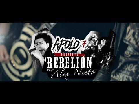 APOLO 7 ft. ALEX NIETO - La Rebelión (JOE ARROYO Cover)