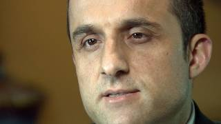 Former top Afghan spy speaks out