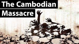 Cambodian genocide, सबसे बर्बर और हत्यारा में से एक Khmer Rouge & Pol Pot's regime