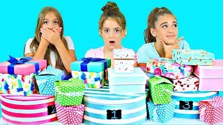 Extreme Mystery Box SLIME Challenge!!