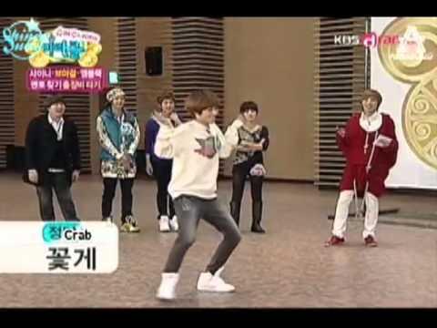 Miracle - Taemin and Jonghyun jumping rope