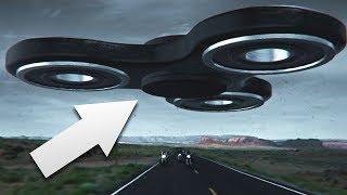 FIDGET SPINNER (Visual Effects Tutorial) // Angeschrien