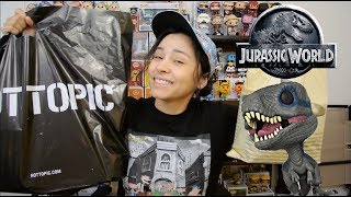 Jurassic World Funko Pop Hunting!! | The Hunt For Blue!!