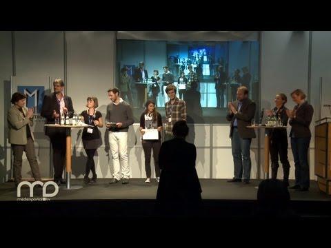 Vortrag: Live-Show der Nachwuchsjournalisten - Reportagen und Interviews
