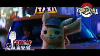 POKETAB SHOW #5 : Primer Trailer Película Detective Pikachu, Experiencia Pokémon Let´s GO!, Tag Team