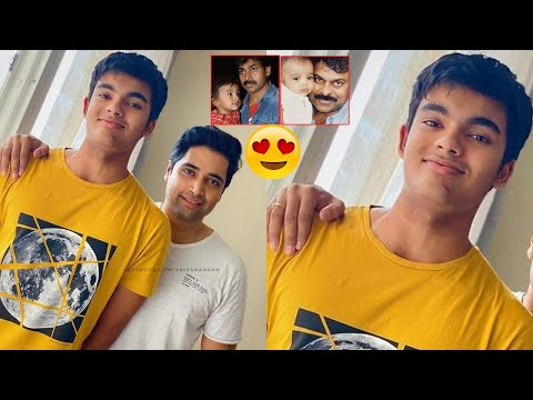 Pawan Kalyan son Akira Nandan latest pic with Adivi Sesh goes viral