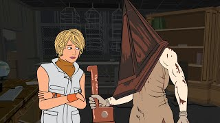Dead By Daylight Parody 11 - Silent Hill (Animated)