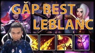 Quang Cuốn Gặp Boy 1 Champ Leblanc 25 Sách. Ảo Diệu Hơn Cả Leesin Trong Tay Quang Cuốn!!!