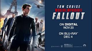 Exclusive Mission: Impossible - Fallout Commentary Clip with Tom Cruise and Chris McQuarrie