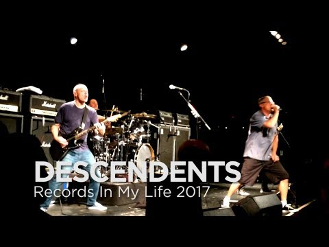 Descendents - Records In My Life