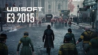 Ubisoft reveals E3 2015 lineup and promises more surprises