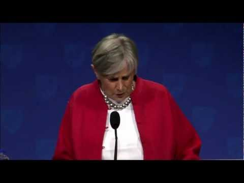 Diane Ravitch Defends Public Education - YouTube