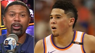 'I love that Devin Booker is mixing up his game' - Jalen Rose | Jalen & Jacoby