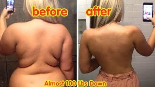 Weight Loss Photos Before And After 😱 Incredible Transformations!