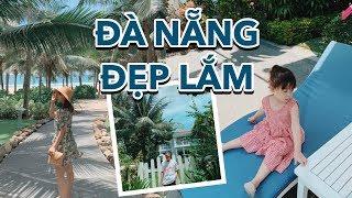 Cam Cam đi du lịch Đà Nẵng cùng anh chị họ Vlog 111