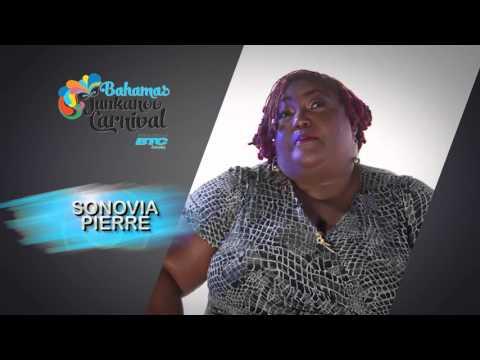 Bahamas Junkanoo Carnival Sonovia Pierre MM Spotlight