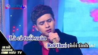 Karaoke Cánh Hồng Phai - Hồ Quang Hiếu Beat Gốc