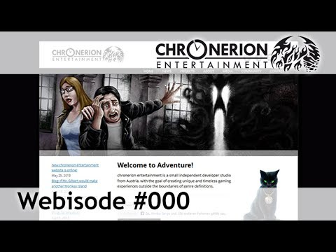 Webisode #000 - Pilot