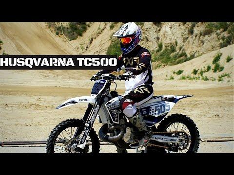 Husqvarna TC500cc // RAW 2 Stroke