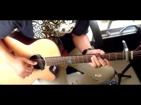 A-Lin - 離開的時候 吉他 guitar cover