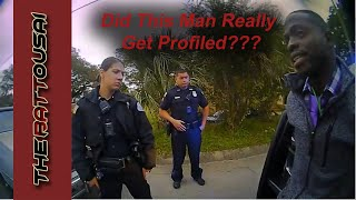 Man Plans To Sue Over Alleged Racial Profiling