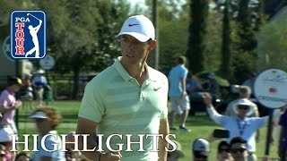 Rory McIlroy's highlights   Round 4   Arnold Palmer