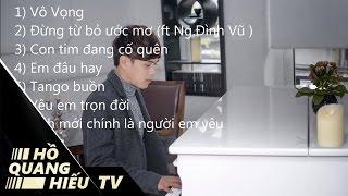Album Vô Vọng - Hồ Quang Hiếu