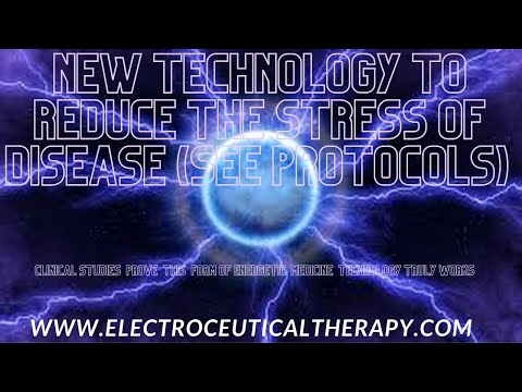 ELECTROCEUTICAL THERAPY EXPLAINED - Watch Video to End