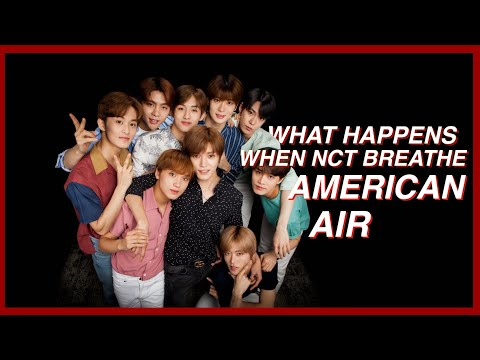 what happens when nct breathe american air