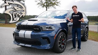 Review: 2021 Dodge Durango Hellcat - 710 HP Fun for the Whole Family!