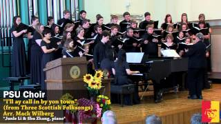 'PSU Choir (Apple Day performance) - Pittsburg State University