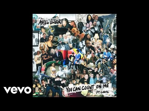 Ansel Elgort - You Can Count On Me (Audio) ft. Logic