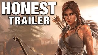 TOMB     RAIDER (Honest Game Trailer)