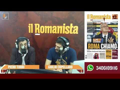 Piero Torri commenta Roma-Empoli:
