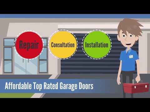 Alabama Garage Door - Opener Repair & Installation Services