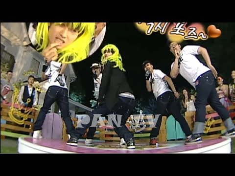 Everyone In Super Junior Is Crazy