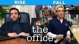 The Rise and Fall of Ryan Howard - The Office