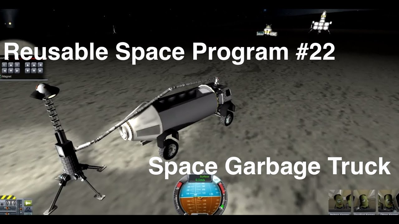 Kerbal Space Program - Reusable Space Program - Episode 22 ...