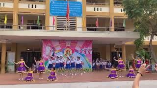 Clip múa trường MINH KHAI