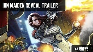 Ion Maiden - Announcement Trailer