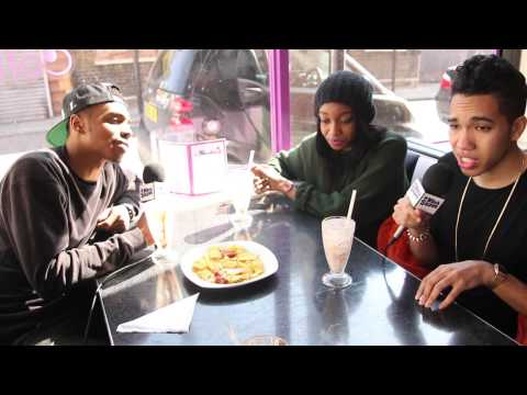 Little Simz Interview with Mitch and Suave (talks Hackney Weekender, Youngers, Fashion)