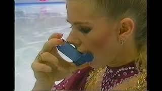 Tonya Harding (USA) - 1994 Lillehammer, Figure Skating, Ladies' Free Skate (Complete)