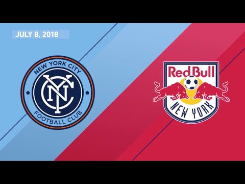 New York City vs NY Red Bulls